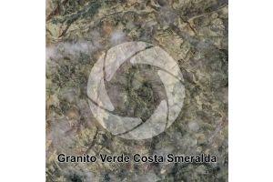Granito Verde Costa Smeralda. Brasile. Sezione lucida. 1X