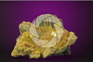 Gypsum with Sulphur