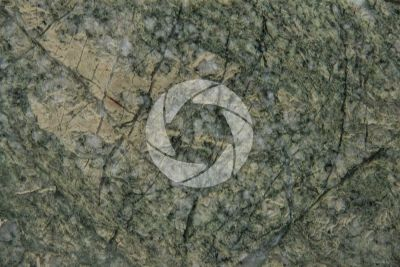Costa Esmeralda Granite. Brazil. Polished section
