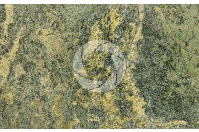 Granito Titanium Green. Brasile. Sezione lucida
