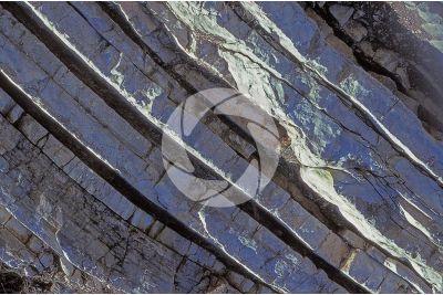 Stratified Limestone
