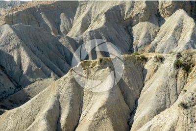 Calanco. Deserto del Tabernas. Andalusia. Spagna