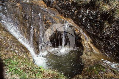 Karst erosion