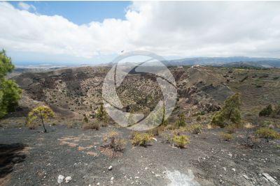 Caldera Bandama. Gran Canaria. Isole Canarie. Spagna