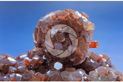 Aragonite. Morocco