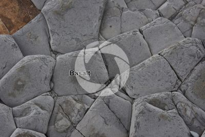 Basalt. Tenerife. Canary Islands. Spain