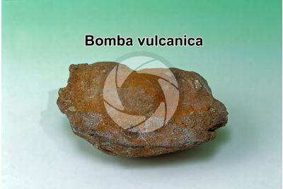 Bomba vulcanica