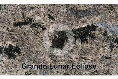 Granito Lunar Eclipse. Cina. Sezione lucida