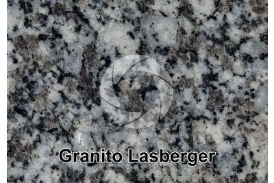 Granito Lasberger. Austria. Sezione lucida. 1X