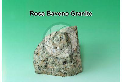 Rosa Baveno Granite. Piedmont. Italy