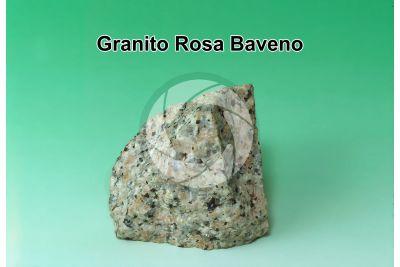 Granito Rosa Baveno. Piemonte. Italia