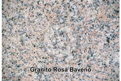 Granito Rosa Baveno. Piemonte. Italia. Sezione lucida