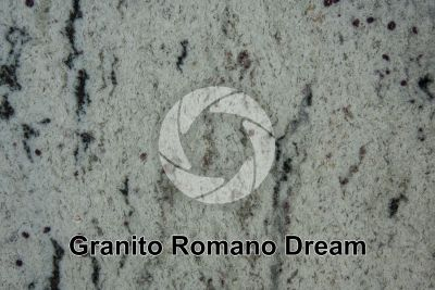 Granito Romano Dream. Brasile. Sezione lucida