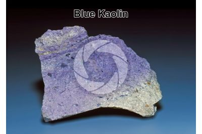Sky-Blue Kaolin