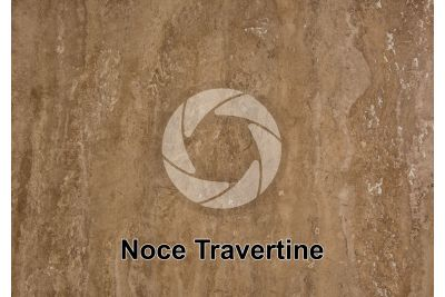Noce Travertine. Lazio. Italy. Polished section