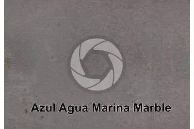 Azul Agua Marina Marble. Andalusia. Spain. Polished section
