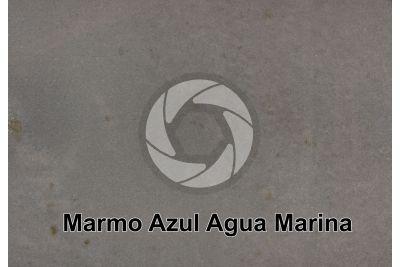 Marmo Azul Agua Marina. Andalusia. Spagna. Sezione lucida