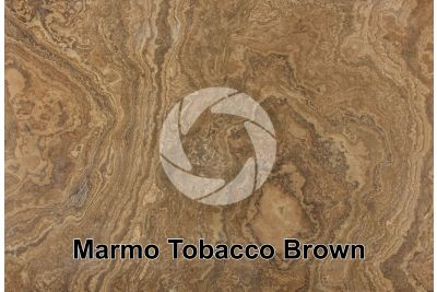 Marmo Tobacco Brown. Ontario. Canada. Sezione lucida