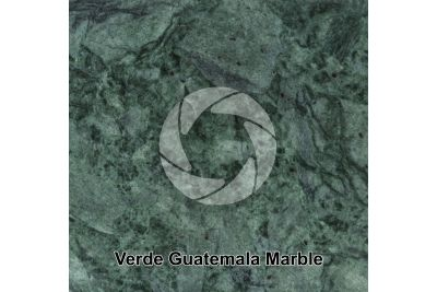 Verde Guatemala Marble. Rajasthan. India. Polished section. 1X