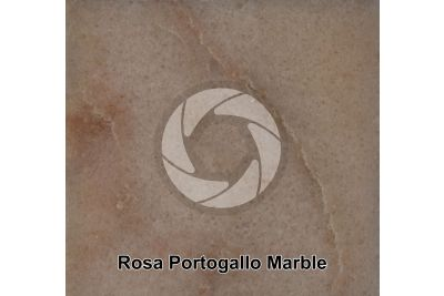 Rosa Portogallo Marble. Portugal. Polished section. 1X