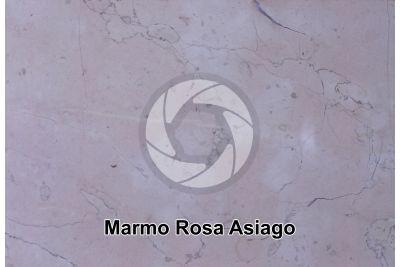 Marmo Rosa Asiago. Veneto. Italia