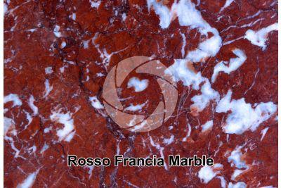 Rosso Francia Marble. Occitanie. France