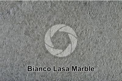 Bianco Lasa Marble. Trentino Alto Adige. Italy. 1X