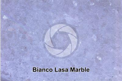 Bianco Lasa Marble. Trentino Alto Adige. Italy. 2X