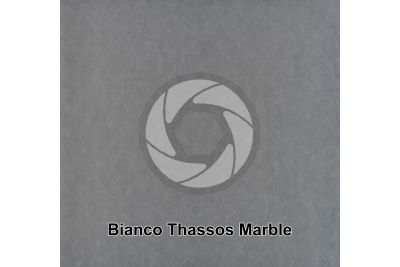 Bianco Thassos Marble. Thasos. Greece. Polished section. 1X