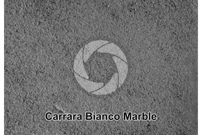 Bianco Carrara Marble. Carrara. Tuscany. Italy. 1X