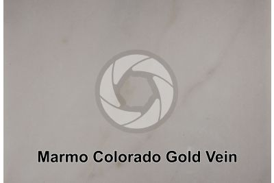 Marmo Colorado Gold Vein. Colorado. USA. Sezione lucida