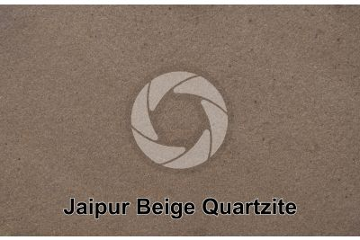 Jaipur Beige Quartzite. India. Polished section