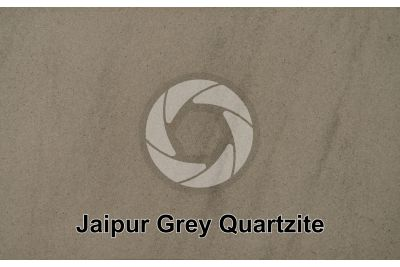 Jaipur Grey Quartzite. India. Polished section