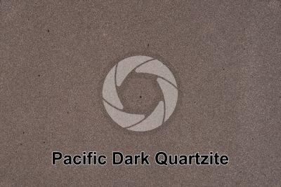 Pacific Dark Quartzite. Brazil. Polished section