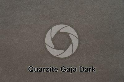 Quarzite Gaja Dark. India. Sezione lucida