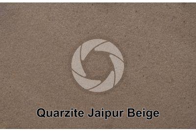 Quarzite Jaipur Beige. India. Sezione lucida