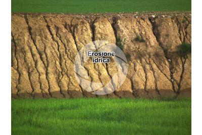 Erosione del suolo