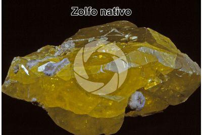 Zolfo nativo