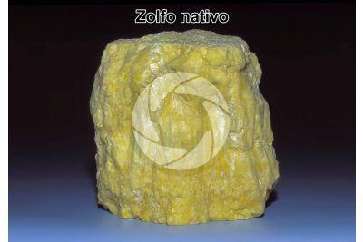 Zolfo nativo amorfo