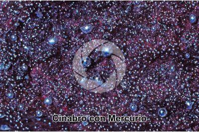 Cinabro con Mercurio