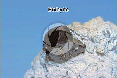 Bixbyite
