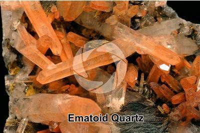 Ematoid Quartz