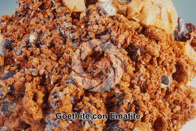 Goethite con Ematite