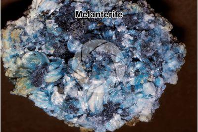 Melanterite