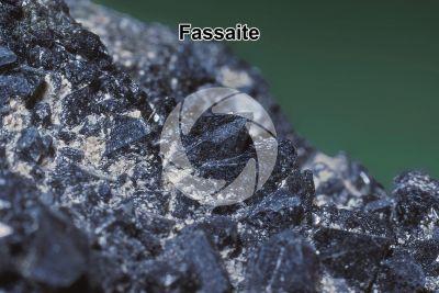 Fassaite