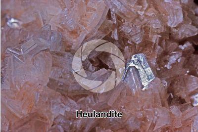 Heulandite